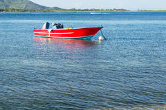 Baie de L'Embouchure boats in water Royalty Free Stock Photos