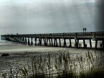 Baie de la Floride Photographie stock