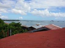Baie de Magellan Image libre de droits