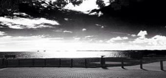 Baie de Mairangi Photos libres de droits