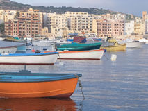 Baie de Malte St Paul Photo libre de droits