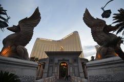Baie de Mandalay, statue, monument, gargouille, art Photos libres de droits