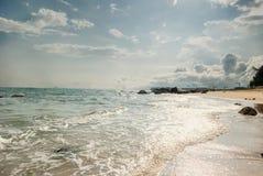 Baie de mer Images stock