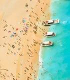 Baie de naufrage, île de Zakynthos, Grèce Image stock