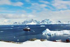 Baie de paradis Photo libre de droits