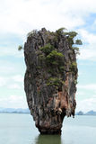 Baie de Phang Nga, Thaïlande Photo stock
