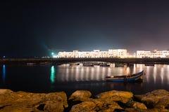 Baie de Rabat Photos libres de droits