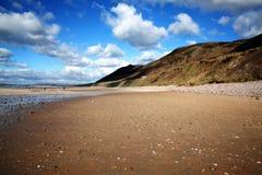 Baie de Rhossili, Pays de Galles Image libre de droits
