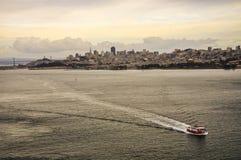 Baie de San Franciso Photographie stock libre de droits