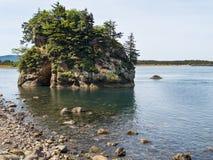 Baie de Tillamook, Orégon images stock