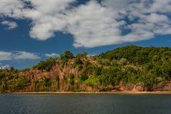 Baie de tous les saints - Bahia - Brésil Photos stock