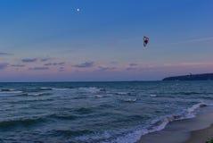 Baie de Varna Photographie stock