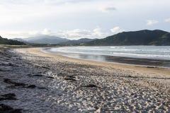 Baie de Waikawau photographie stock libre de droits