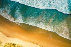 Baie de whiskey, promontoire du ` s de Wilson, Australie Image libre de droits