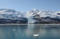 Baie de Yakutat Photos stock