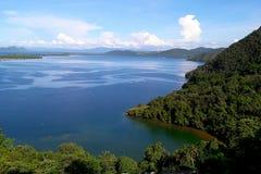 Baie de Yotefa Images libres de droits