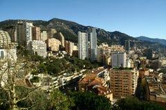 Baie du Monaco, Monte Carlo, ville, Photo stock