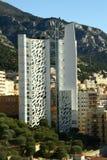 Baie du Monaco, Monte Carlo, ville, Images stock