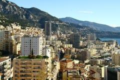 Baie du Monaco, Monte Carlo, ville, Photos stock