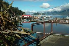 Baie en fer à cheval, Colombie-Britannique occidentale de Vancouver canada photo stock