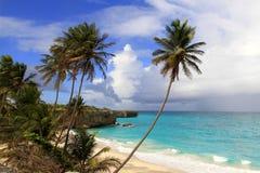 Baie inférieure, Barbade Images libres de droits