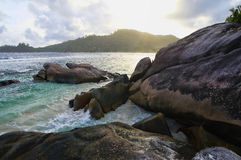 Baie Lazare, Seychelles Stock Photography