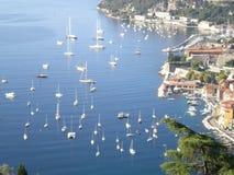 Baie méditerranéenne photos libres de droits
