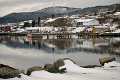 Baie Verte Newfoundland Stock Images