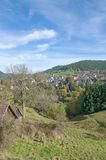 Baiersbronn,Black Forest,Germany Stock Photo