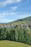 Baiersbronn,Black Forest,Germany Royalty Free Stock Image