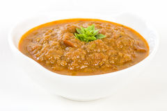 Baigan Bharta Royalty Free Stock Photography