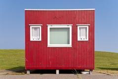 Baigner la hutte Photo libre de droits