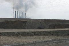 Baiji elektrownia Zdjęcie Stock