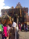 Baijnath寺庙在HP中 免版税图库摄影
