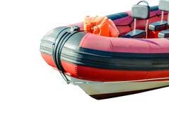 baikal łódkowatego jeziora silnika panoramiczny widok Zdjęcia Royalty Free