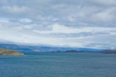 baikal λίμνη στοκ εικόνα
