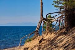 baikal λίμνη Στοκ φωτογραφίες με δικαίωμα ελεύθερης χρήσης