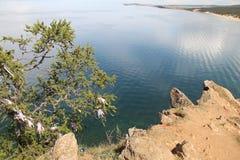 baikal λίμνη olkhon Ρωσία νησιών Στοκ εικόνα με δικαίωμα ελεύθερης χρήσης