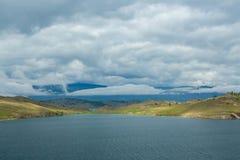 Baikal και κόλποι στοκ εικόνα