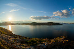 Baikal καλοκαίρι στοκ φωτογραφία με δικαίωμα ελεύθερης χρήσης