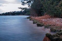 Озеро Baikal Стоковая Фотография