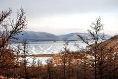 Baikal fotografia stock