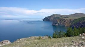 Baikal, cap Bodun Image stock