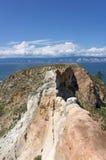 Baikal, cap Budun Images libres de droits
