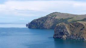 Baikal, frères d'arbre de cap Photographie stock libre de droits