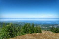 Baikal-Größe lizenzfreie stockfotografie