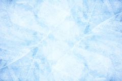 Baikal ice texture Stock Photo