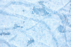 Baikal ice texture Royalty Free Stock Images
