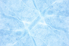 Baikal ice texture Stock Photo