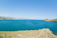 baikal jeziora Fotografia Royalty Free